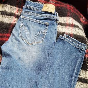 Hollister skinny Jean's size 5L.. 27×33